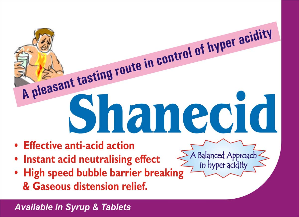 Shaneacid (Acidity Control) | Oshid Pharmaceuticals :: Manufactures